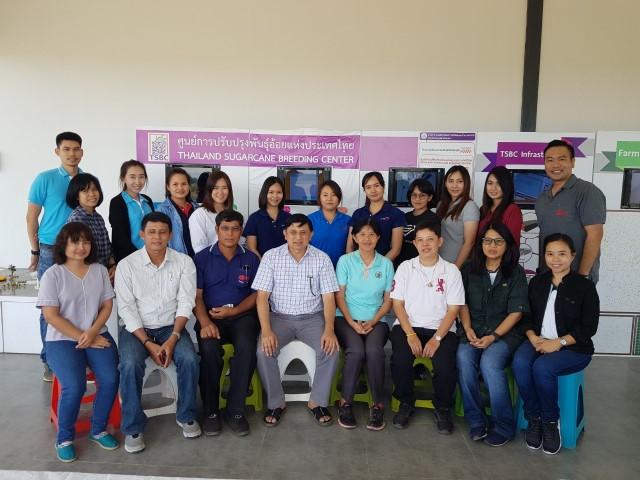 ระหว่างวันที่ 26-29 มีนาคม 2562 ที่ผ่านมา ที่ปรึกษาโครงการฯ ได้ดำเนินการศึกษาวิจัยและทดสอบความต้านทานเชื้อโรค แส้ดำ
