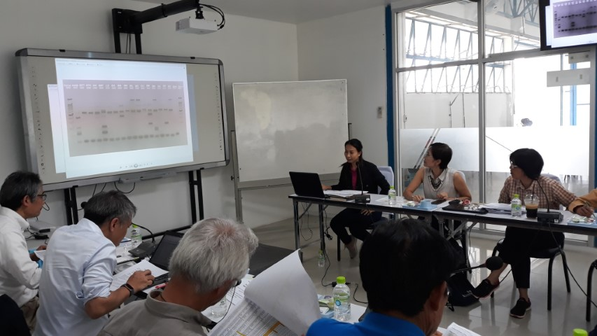 เมื่อวันที่ 14 -15 มีนาคม 2562 Toyota Motor Corporation (TMC) ประเทศญี่ปุ่น ภายใต้ความร่วมมือด้านการวิจัยกับมหาวิทยาลัยเกษตรศาสตร์ ประชุมและติดตามความก้าวหน้างานวิจัยฯ